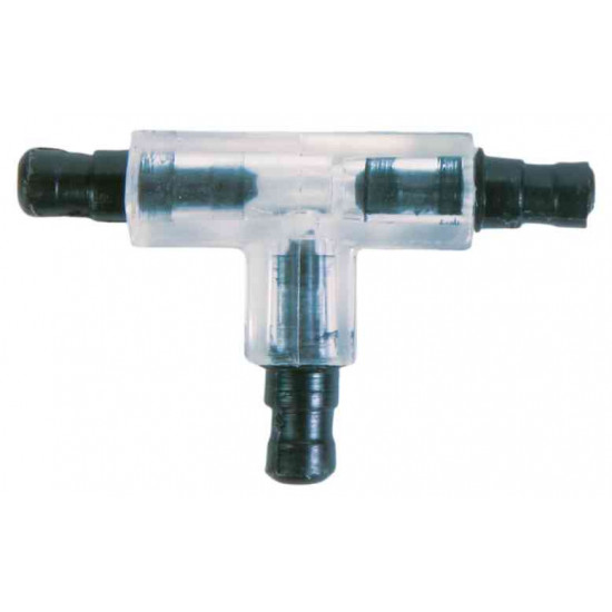 TRIXIE -T-Connector with Valve