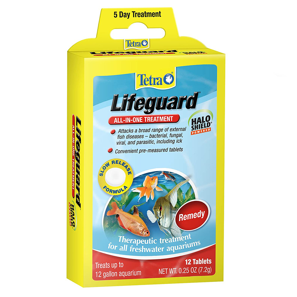Tetra Lifeguard All-In-One Treatment for Aquariums