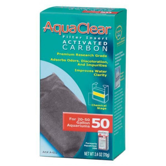 AquaClear - Activated Carbon